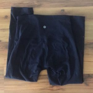 Pants - Lululemon workout pants